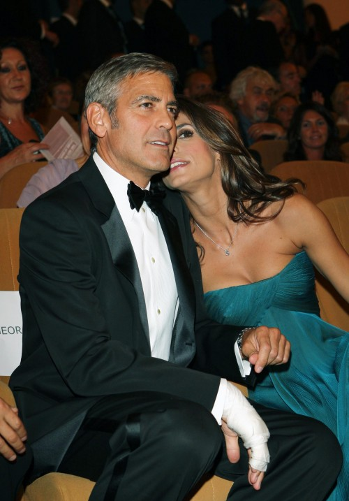 from Santino george clooney dating now