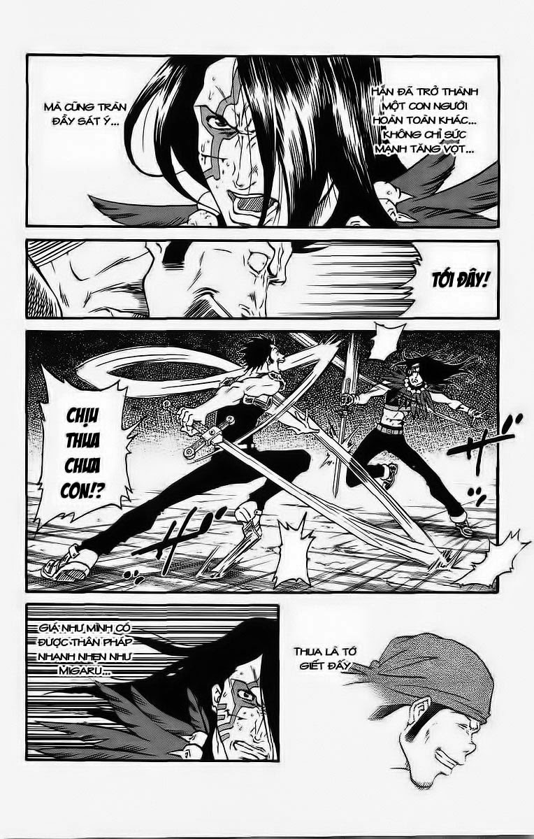 Vua Trên Biển – Coco Full Ahead chap 242 Trang 7 - Mangak.info