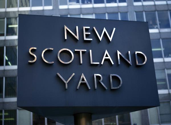 Scotland Yard atravessa sua mais grave crise no ano de 2011