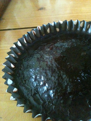 Chocolate Olive Oil Cupcakes - Dairy Free, Grain Free, Gluten Free