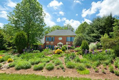 Ideas para arquitectos - Casa de campo con jardín