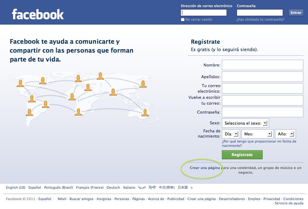 Creado en 2004 en sólo seis años facebook se convirtió en el