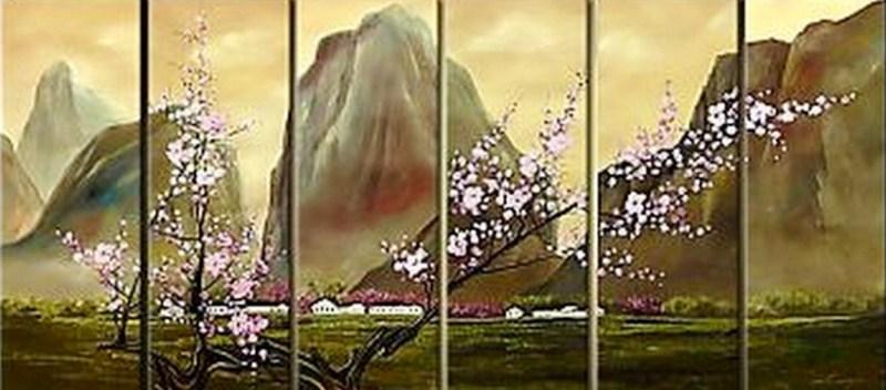 images of Paisajes Modernos Arte Moderno Decorativo Pinturas