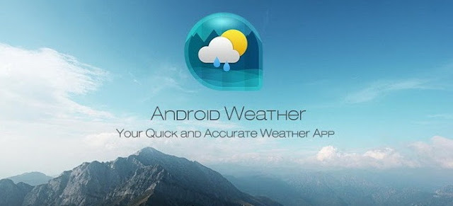 10 best weather App and widget for Android