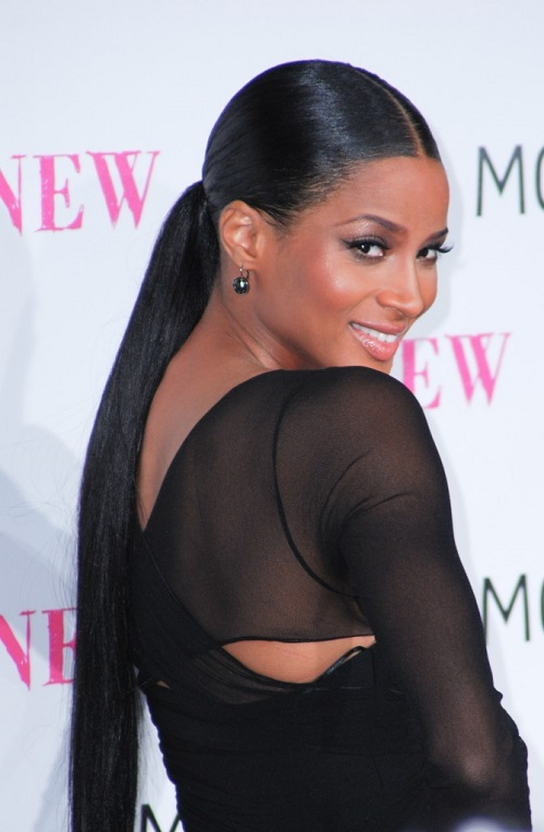 black women updo hairstyles : African American Hairstyles Trends and Ideas : Ponytail Hairstyles ...