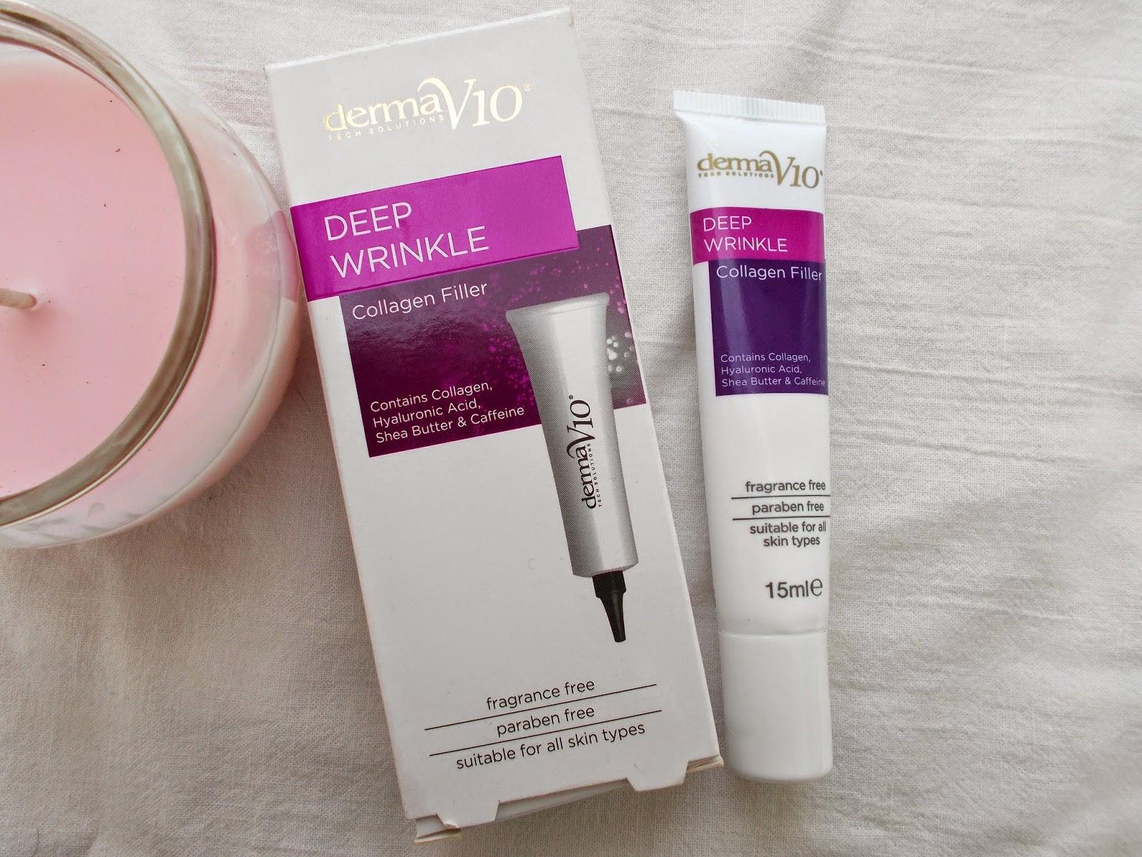skin care collagen filler reviews
