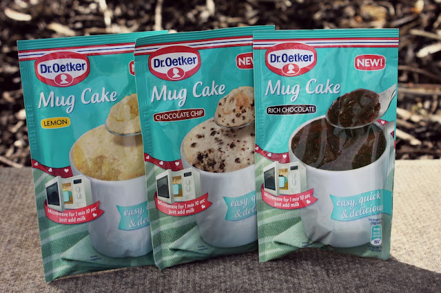 cake mix packets