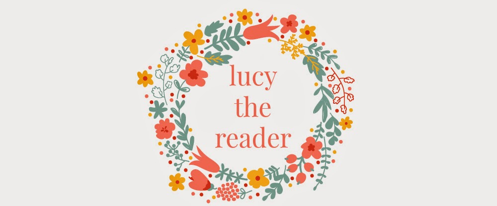 lucy the reader.