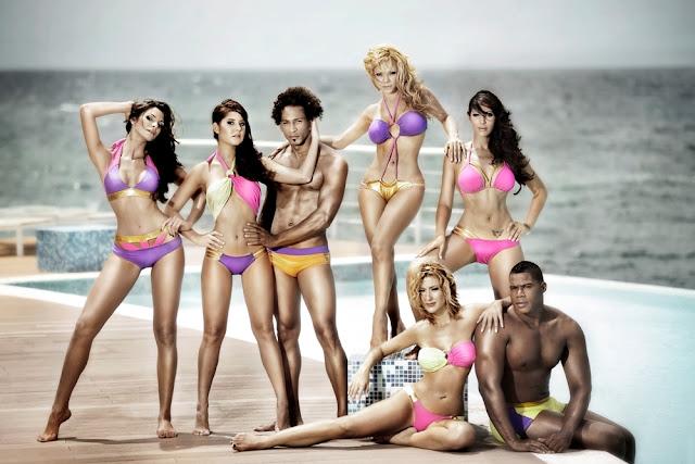 Dominicanos Mas Hots del Verano 2011