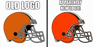BROWNS RELEASE NEW LOGO