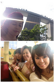 Singapore with family 2015