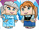 Frozen Dress Up Minecraft