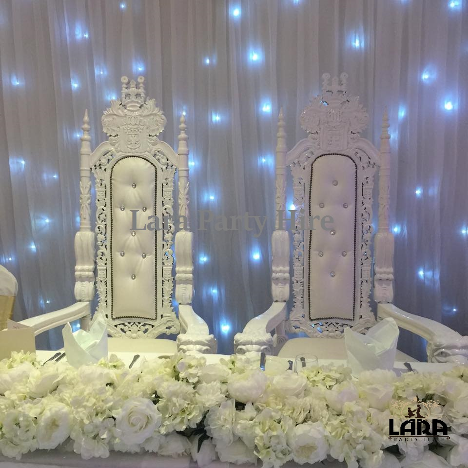 Lara Party Hire Crystal Chandelier Table Centerpiece