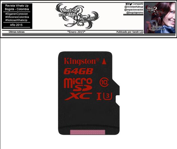 Kingston-Technology-tarjeta-microSD-velocidad-ultra-alta-captura- vídeo-4K-alta-definición