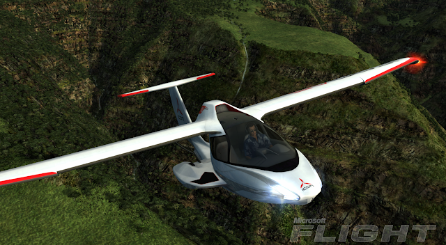 Microsoft Flight, nuevo simulador de vuelo 2012
