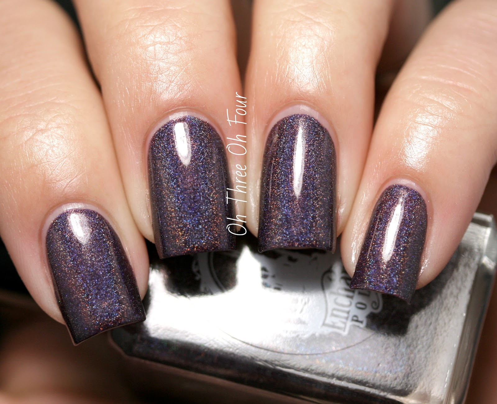 Enchanted Polish Dream On Swatch