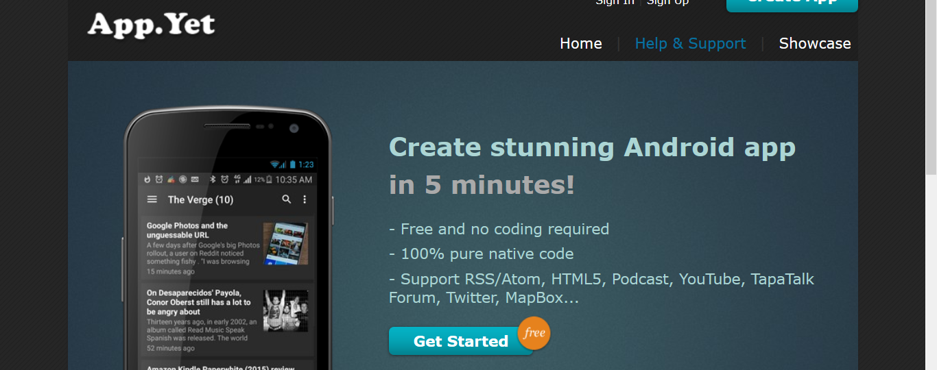 How To Create an Android Application For Your Blog [For Free]
