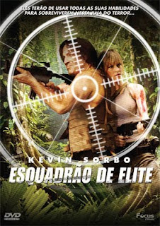 Esquadrão De Elite DVDRip XviD - Avi - Dual Audio - RMVB Dublado