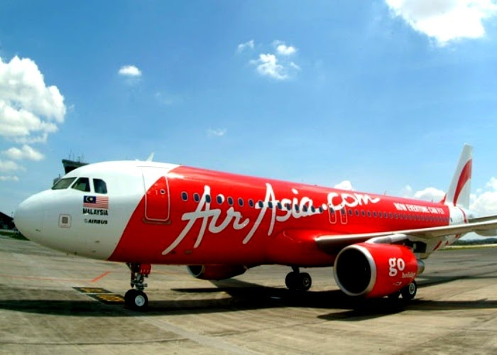Promo Tiket Pesawat AirAsia Tujuan Bangkok, Thailand