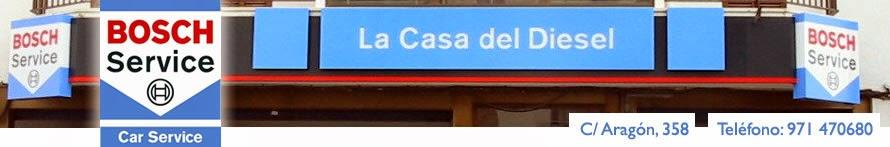 Talleres La Casa del Diesel | Bosch Car Service