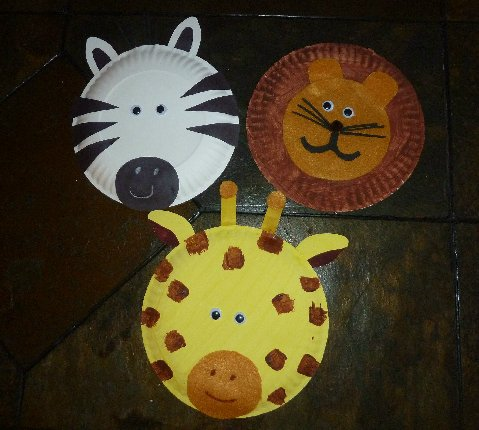 Bobo Gallery Crafty Kits 4 Kids Giveaway Event Paper