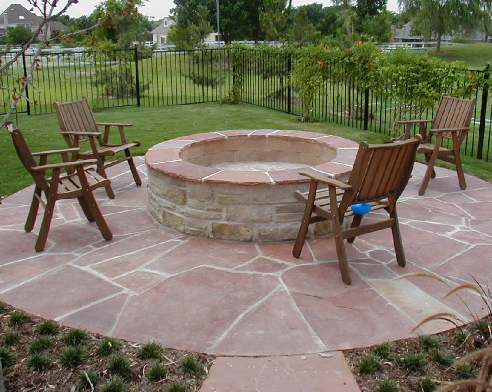 Brick Outdoor Fire Pit Designs Brick Phone Picture