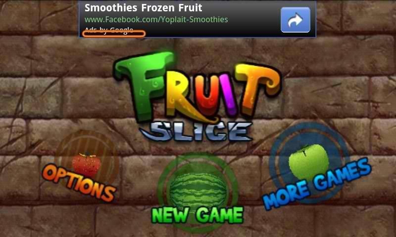 ninja fruit slice healthy fruit parfait