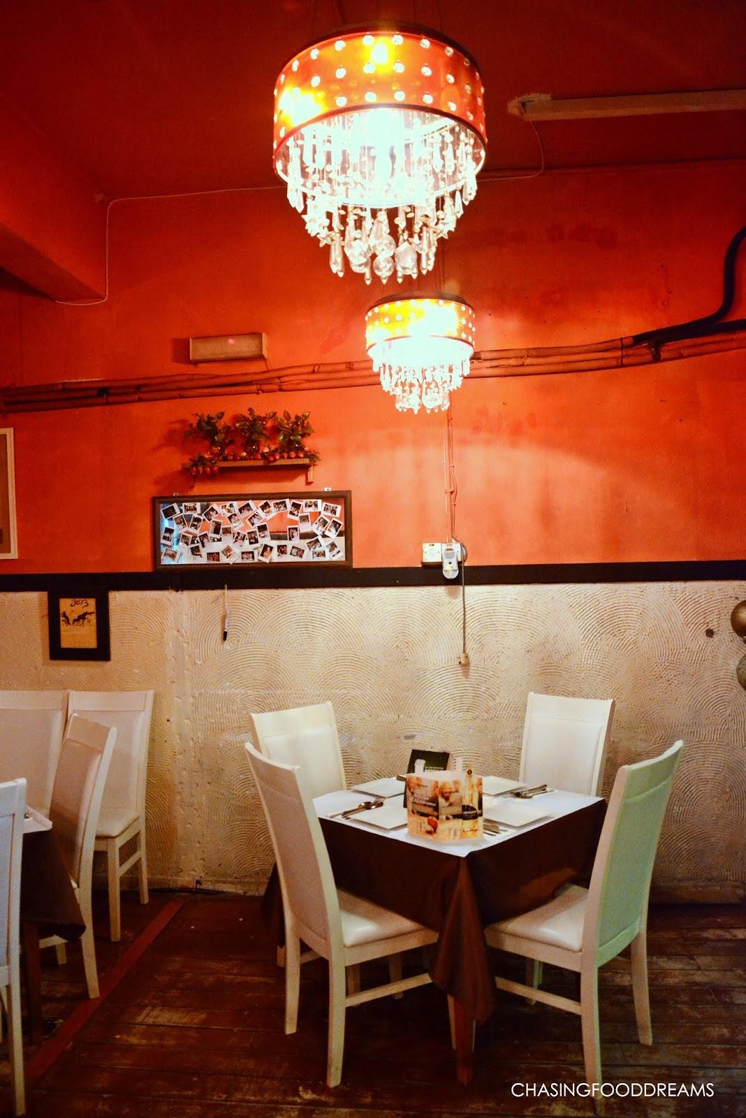 CHASING FOOD DREAMS: Boathouse Restaurant & Bar @ TTDI