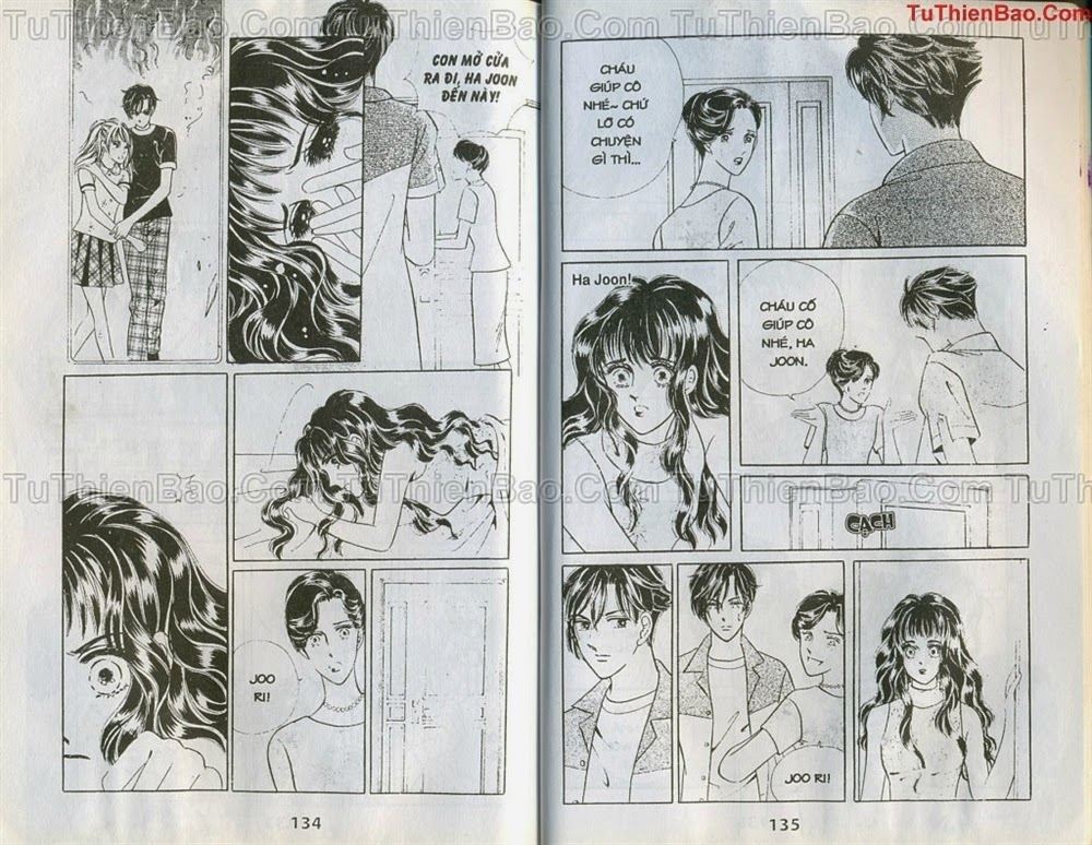 Nữ sinh chap 6 - Trang 68