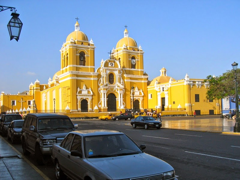 Trujillo,Peru: