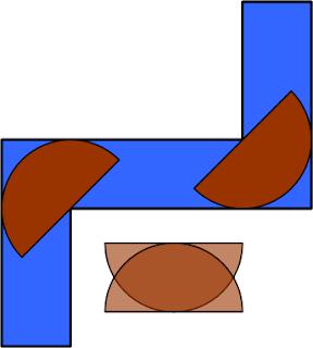 Плот максимальное площади