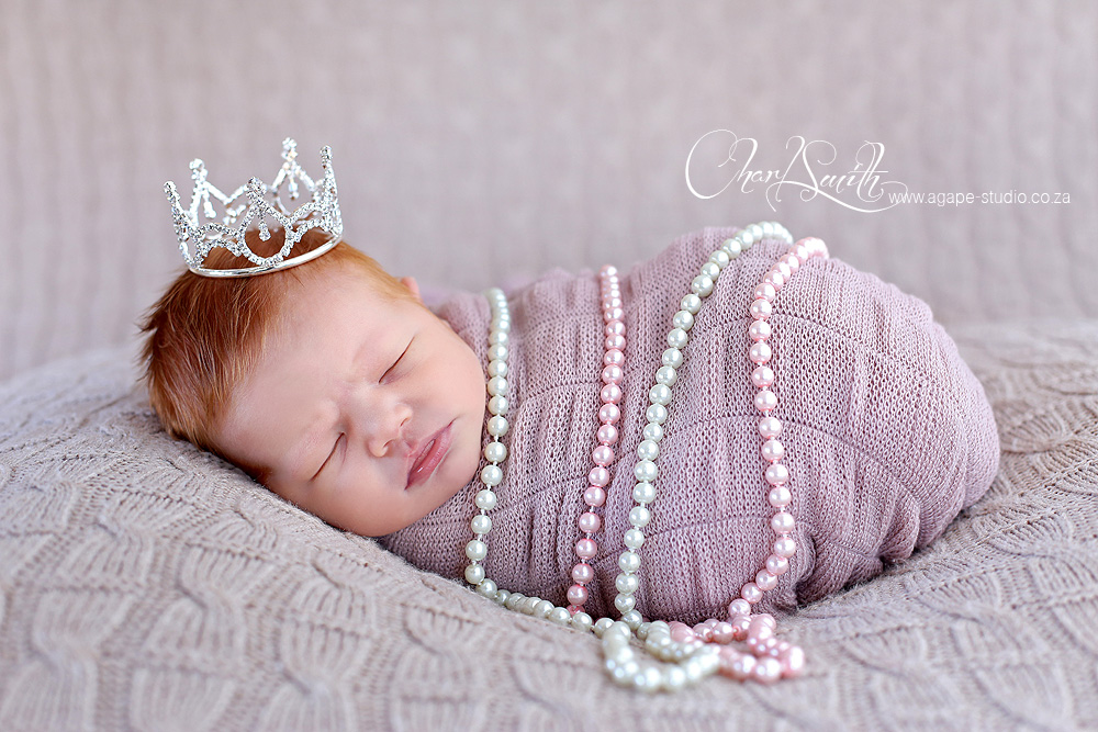 Newborn Photoshoot Cape Town