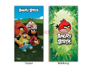 HOT BORONG SAMPUL DUIT RAYA UPIN IPIN ANGRY BIRDS