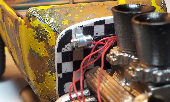 Ford T-Bucket 1925 Rat Rod 20150711_024153