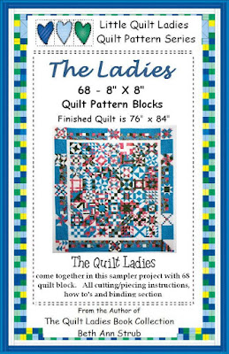 The Ladies Quilt Pattern Digital Download by The Quilt Ladies