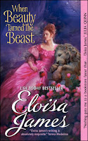 Book cover of When Beauty Tamed the Beast by Eloisa James