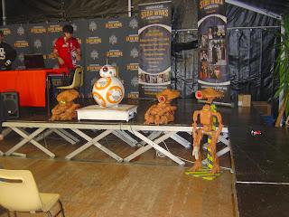 droïde cusset star wars