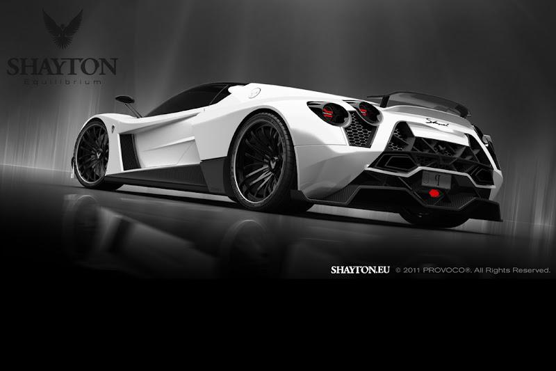 Shayton Equilibrium Supercars