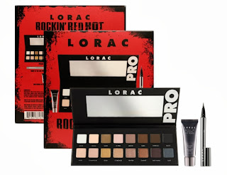 Lorac Rockin' Red Hot Set