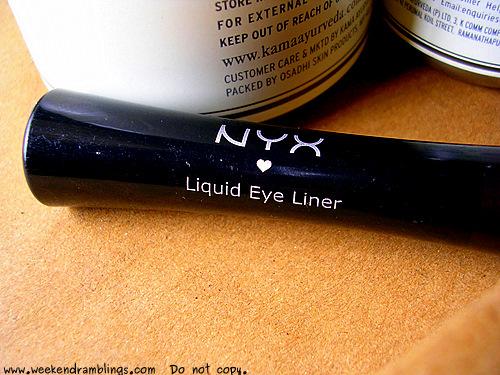 NYX Makeup Eyeliner Dark Brown