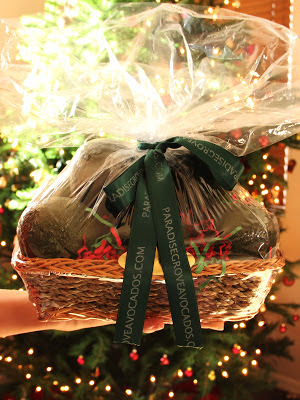 Paradise Grove Avocado Gift Basket