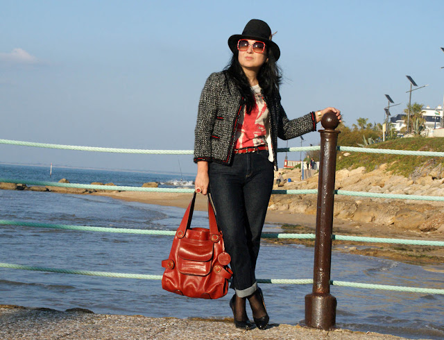 Lifestyle Blog Tupersonalshopperviajero  Look de playa en invierno