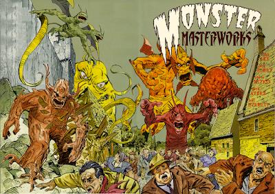 Monster Motion Monster Masterworks