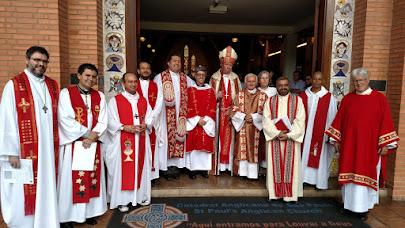 Movimento Anglicano no Brasil - Catedral Anglicana de SP