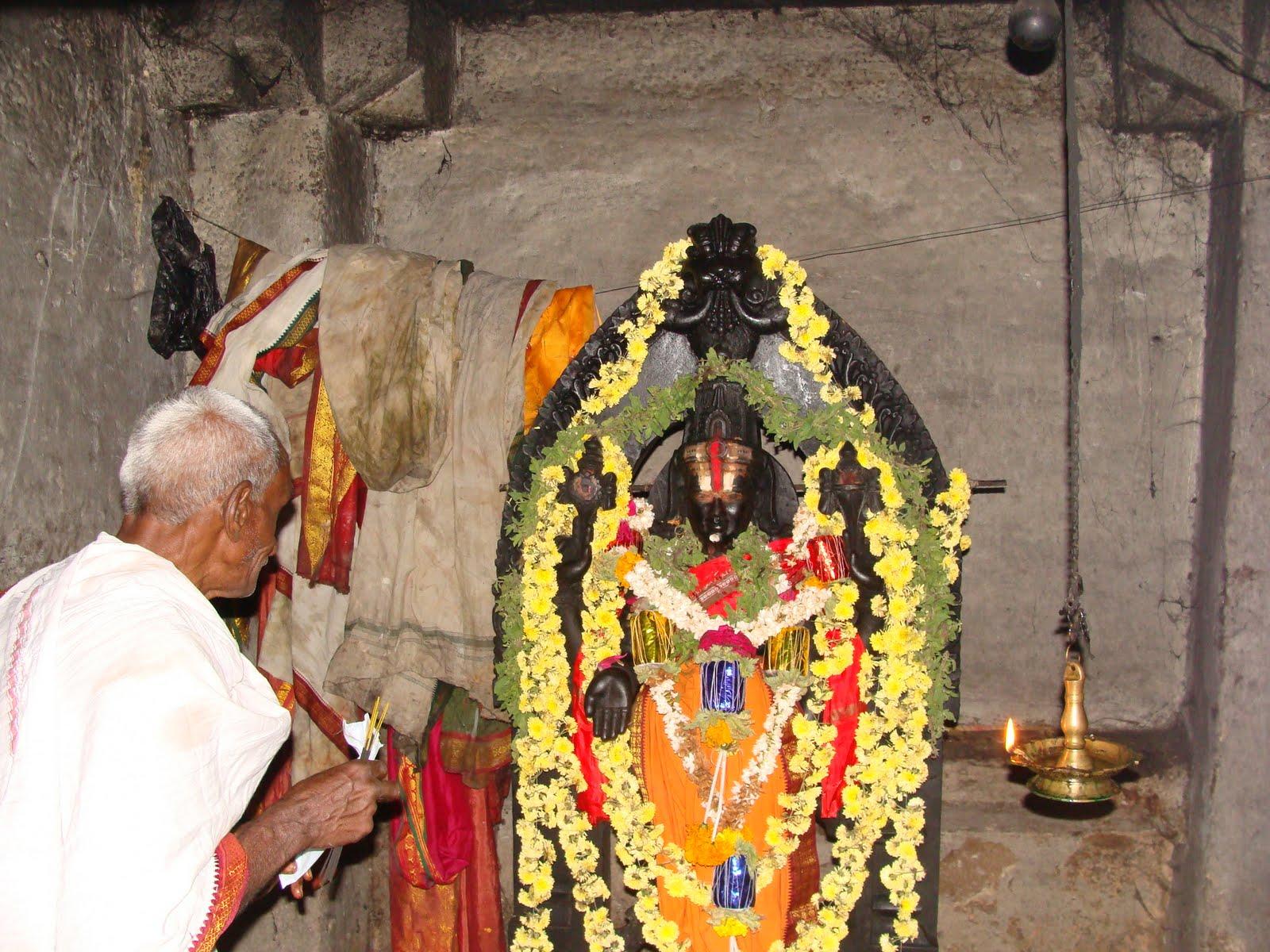 Amaragiri Malekal Tirupati Temple, Arsikere - Hassan