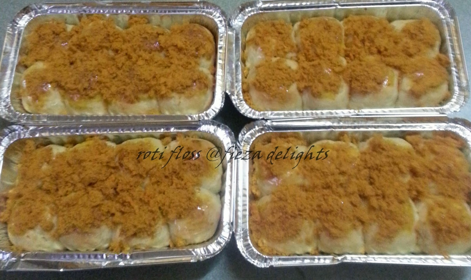 MINI ROTI CHICKEN FLOSS