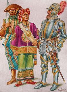 tatlong rulers ng maynila tatlong dakilang tao bago nagkaroon ng