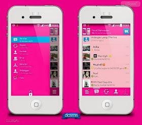 BBM Mod Pink v2.8.0.21