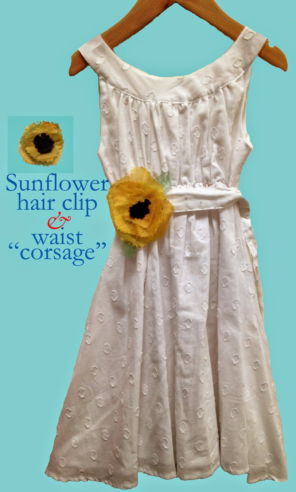 featured in martha stewart weddings, gertrude dress, girls flower girl dress, wedding, junior bridesmaid dress, sunflowers, bespoke, custom made dresses, tweens
