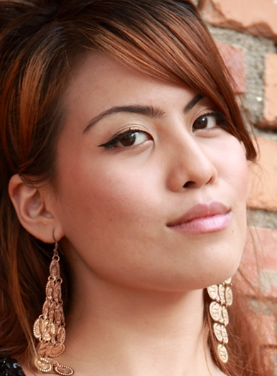 Anupama Gurung's biography